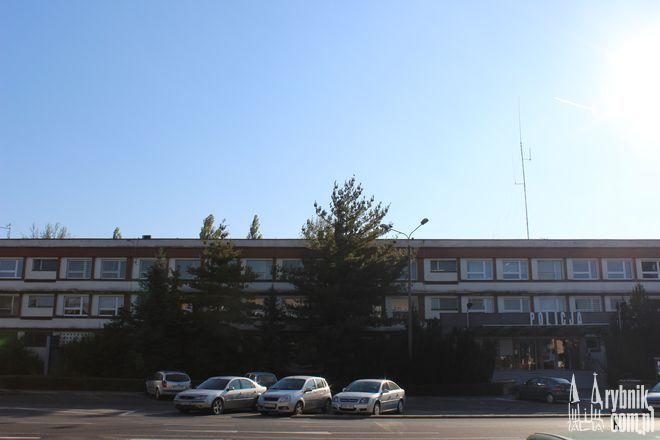 Budynek komendy w Rybnika wymaga generalnego remontu