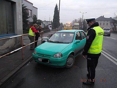 Śmiertelny wypadek na pasach w Chwałowicach, 21 listopada 2013