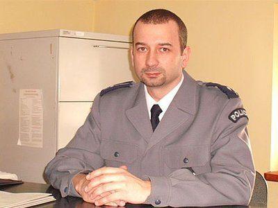 mł. asp. Marcin Karwot został uznany za najlepszego dzielnicowego