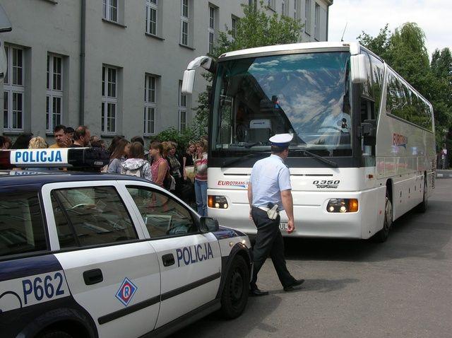 od 1 maja zmienią się zasady przeprowadzania kontroli autobusów wycieczkowych