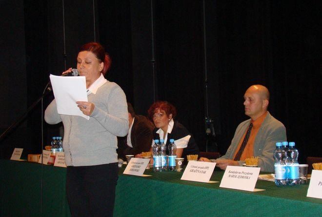 Przedstawciele Stowarzyszenia Obrony Praw Lokatotów skrytykowali politykę mieszkaniową miasta