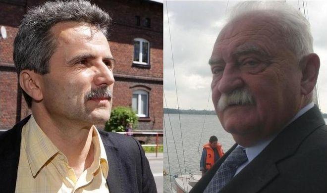 Tadeusz Gruszka i Antoni Motyczka