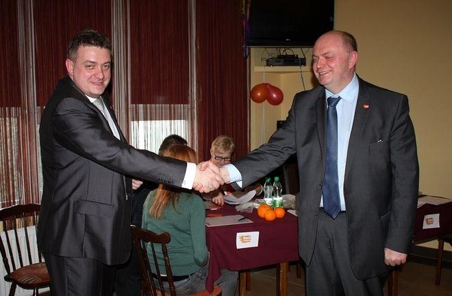 Jerzy Kasza i Piotr Chmielowski
