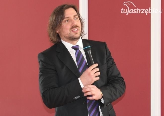 Poseł PiS Tomasz Kaczmarek znany bardziej jako ''agent Tomek''.