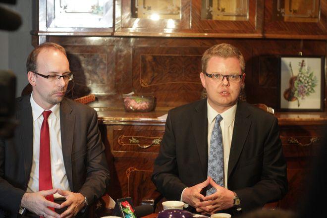 Paweł  Polok kończy kampanię mocnym akcentem