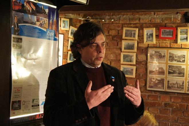 Aleksander Larysz już nie współpracuje z Pawłem Kukizem
