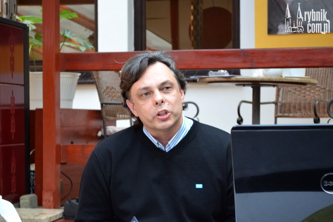 A. Larysz apeluje do władz miasta o to, by wejście na ''Rudę'' było bezpłatne