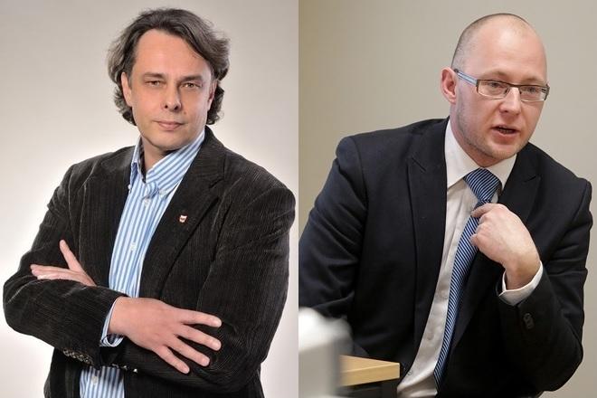 Póki co, polityczne drogi Aleksandra Larysza i Piotra Masłowskiego się rozchodzą