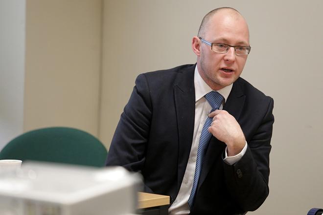 Piotr Masłowski będzie kandydatem na prezydenta Rybnika z ramienia FOR