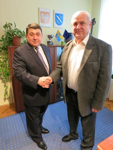Adam Fudali i Grzegorz Janik tuż przed wyborami parlamentarnymi