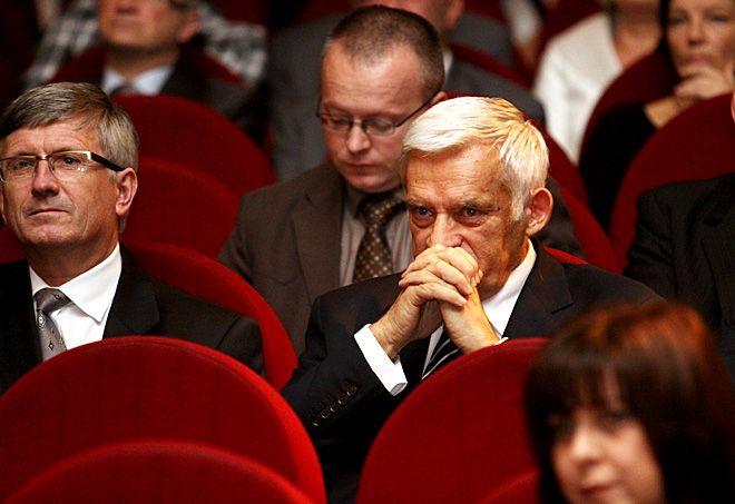 Wskazanie Jerzego Buzka może mieć przed przyszłorocznymi wyborami ogromne znaczenie