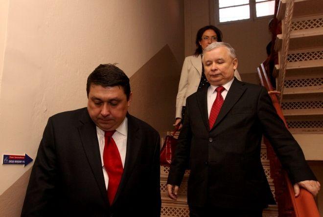 Dziś Jarosław Kaczyński ma zatwierdzić kandydaturę Grzegorza Janika