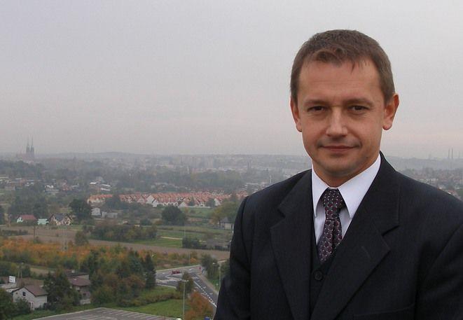 Marek Krząkała zaprasza do Okrąglaka wszystkich miłośników skata