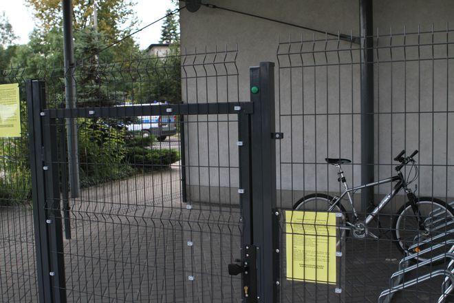 W przechowalni pojawiają sie już pierwsze rowery
