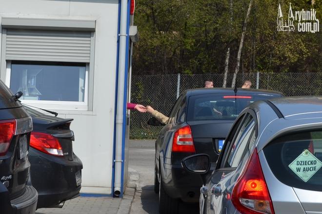 Na parkingu przy ulicy Brudnioka nie wszystkie opłaty za parking były rejestrowane