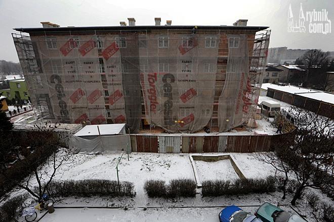 ZGM realizuje inwestycję w budynku przy ulicy Zebrzydowickiej 31a