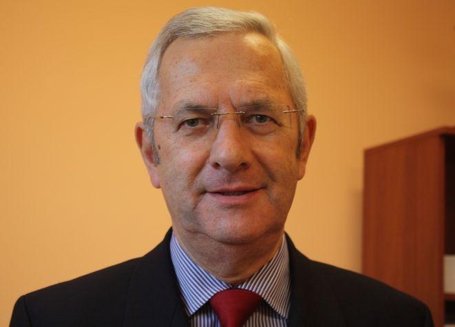 Andrzej Witkowski - od jego decyzji zależy przyszłość rybnickiego żużla