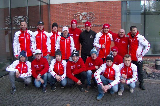 W ostatnich dniach Kacper Woryna przebywał na zgrupowaniu kadry narodowej w Wałczu