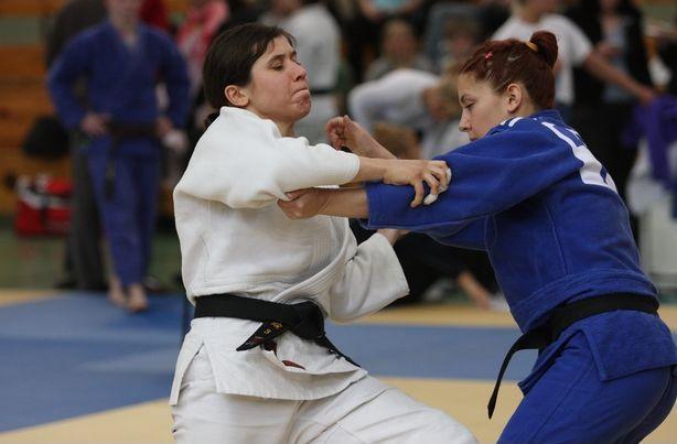 Agata Perenc w akcji