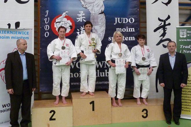 Puchar Polski Seniorek - Agata Perenc na najwyższym stopniu podium