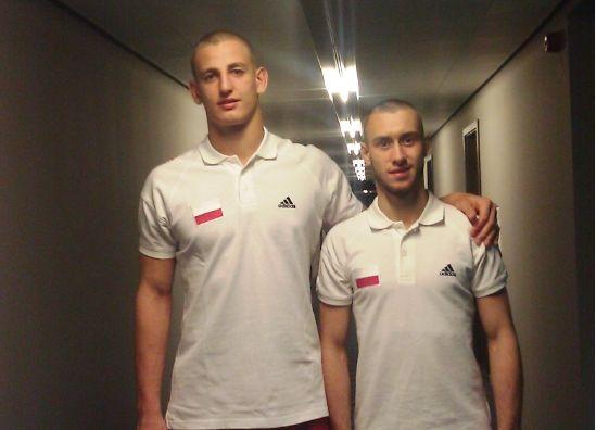 Piotr Kuczera i Adrian Wala