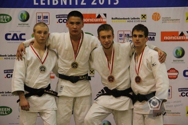 Adrian Wala wywalczył w Austrii brązowy medal