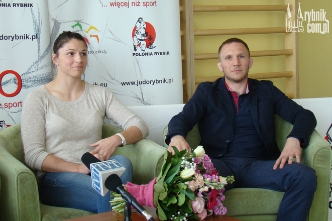 Katarzyna i Artur Kłysowie