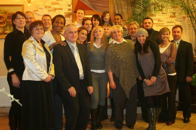 Spotkanie wigilijne osób związanych z KK Utex ROW Rybnik