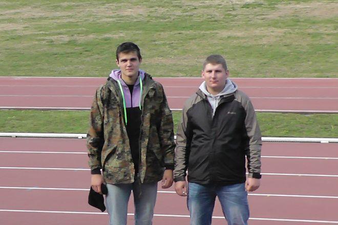 Mateusz Magiera i Mateusz Nitner