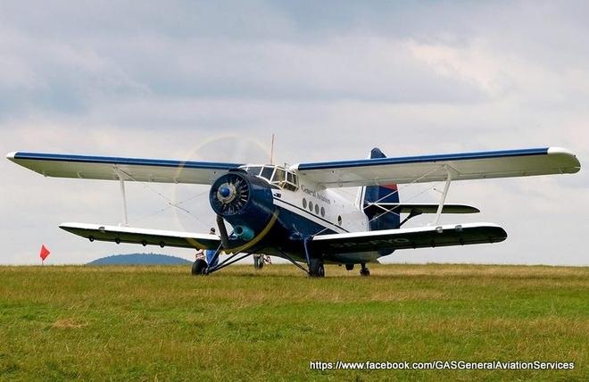 Kultowy radziecki samolot An-2