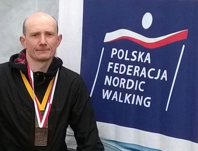 Paweł Mitura-Zielonka z brązowym medalem