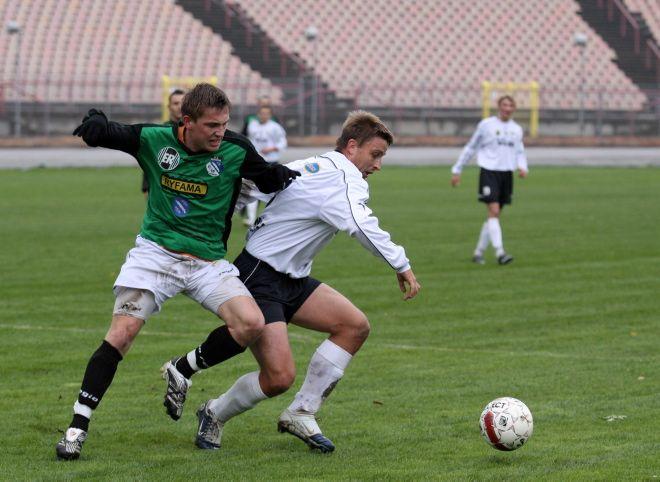 Ostatni mecz Energetyk ROW przegrał z Rozwojem Katowice 0:1