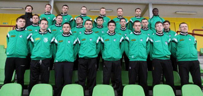 Energetyk ROW Rybnik - sezon 2009/2010, runda wiosenna
