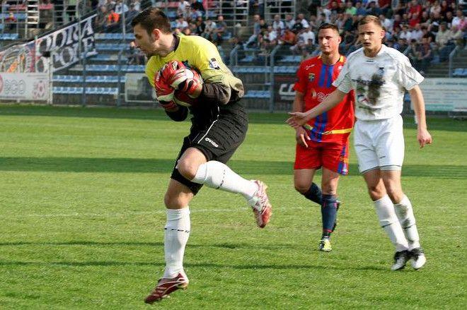 W poprzedniej kolejce ROW pokonał Oderkę 1:0
