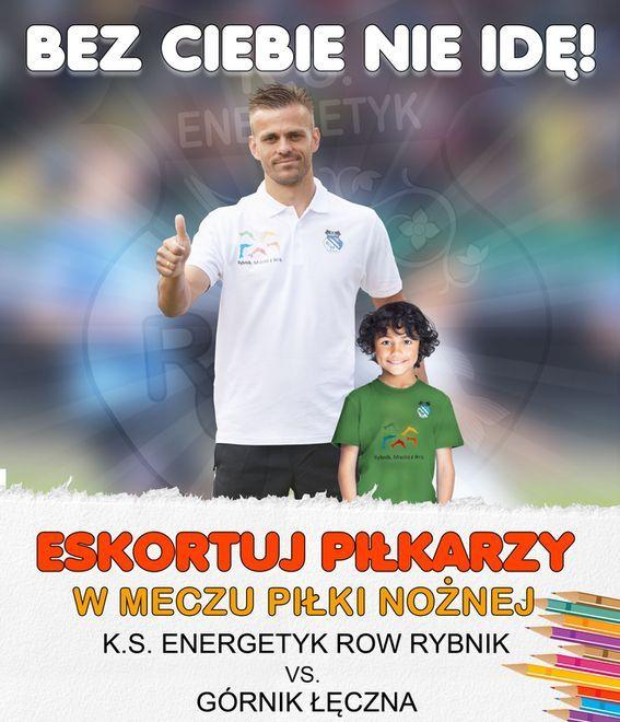 ROW z Górnikiem zagra niedzielę 29 września na godzinę 12:30