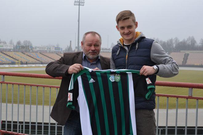 Gabriel Nowak wraca do swojego macierzystego klubu