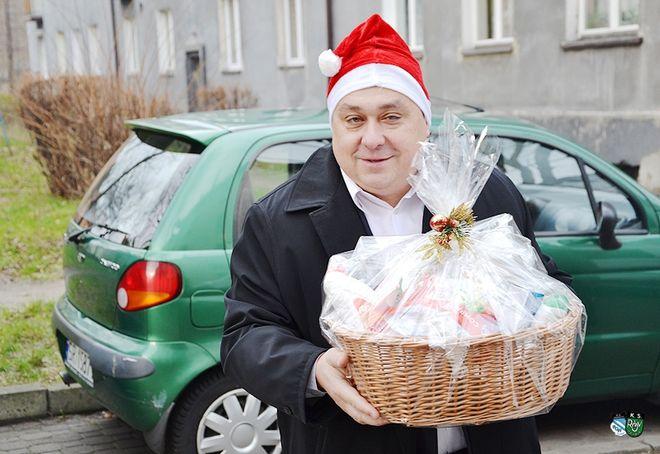 Prezes Grzegorz Janik