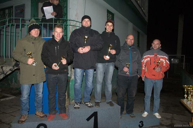 Mateusz Glenc i Mariusz Marek na najwyższym stopniu podium w Bytomiu