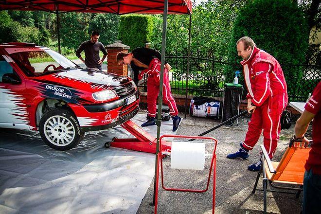 W Karwot Rally Team przygotowania do sezonu idą pełną parą
