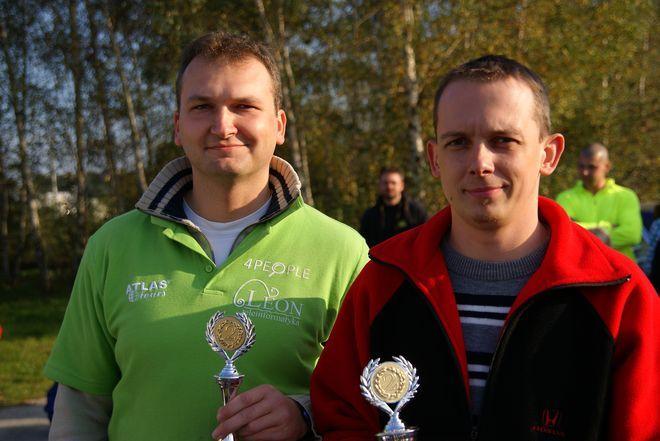 MG Rally Group w składzie Mariusz Marek (pilot) i Marcin Grzonka (kierowca).