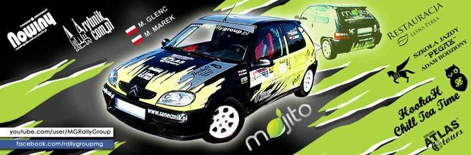 Nowy image MG Rally Group
