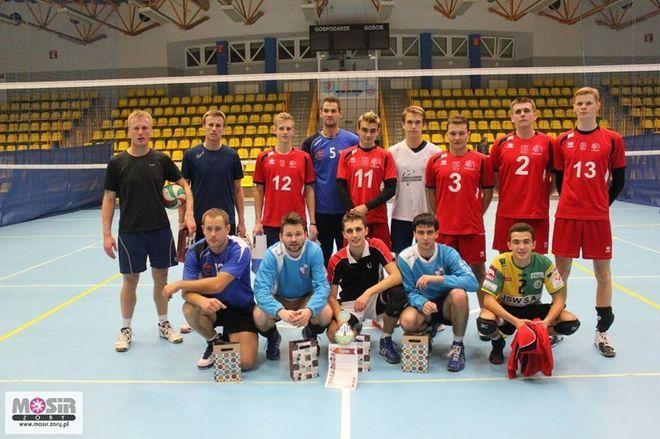Wspólne zdjęcie uczestników finału III Memoriału Czesława Fojcika