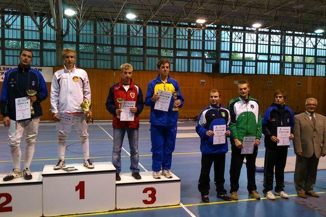 Krystian Fajkis - 7. miejsce