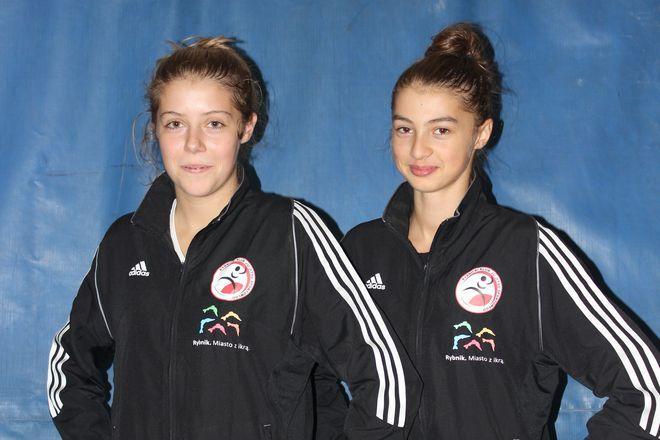 Zofia Sitek i Paulina Szumska