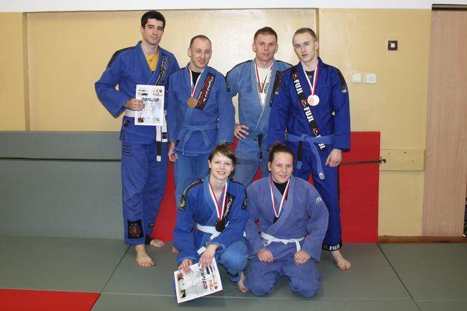 Octagon Team Rybnik zdobył 6 medali w Łodzi.