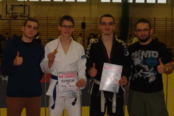 Reprezentacja Klubu Sportowego Monster Akademia - Team Rio Grappling Club Rybnik