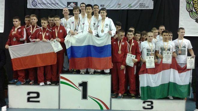 Dawid Gabryluk - II miejsce (układy drużynowe)