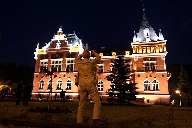 W głosowaniu internautów bezapelacyjnie zwyciężył budynek starostwa