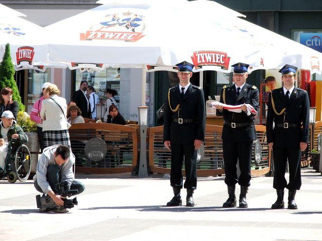 Oprócz tradycyjnych apeli, strażacy przygotują dla mieszkańców naszego miasta między innymi pokazy ratownictwa medycznego.