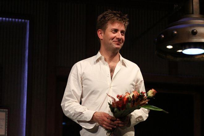 Rafał Królikowski wykreował postać lekarza, który podkochiwał się w pacjentce